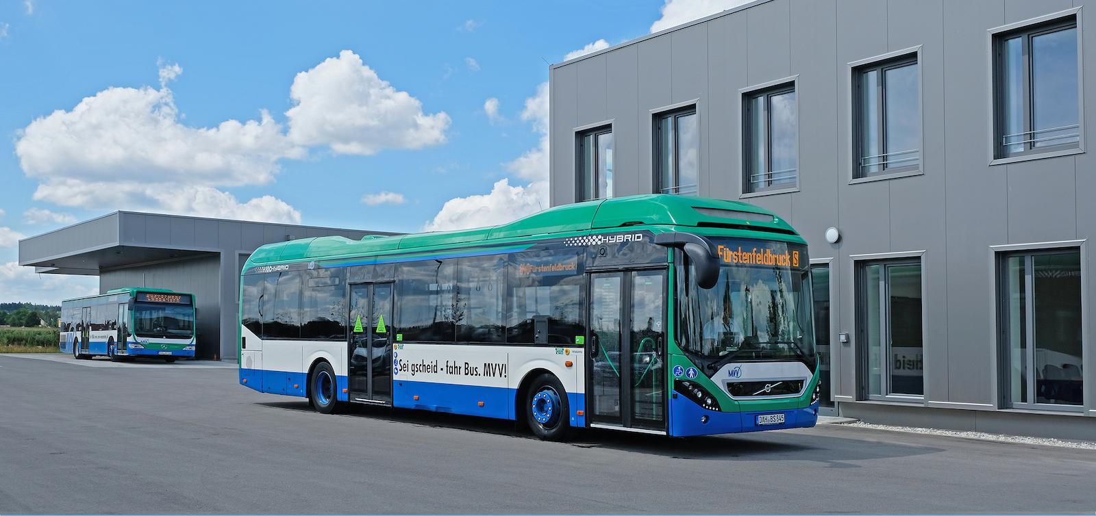 Busverkehr Südbayern