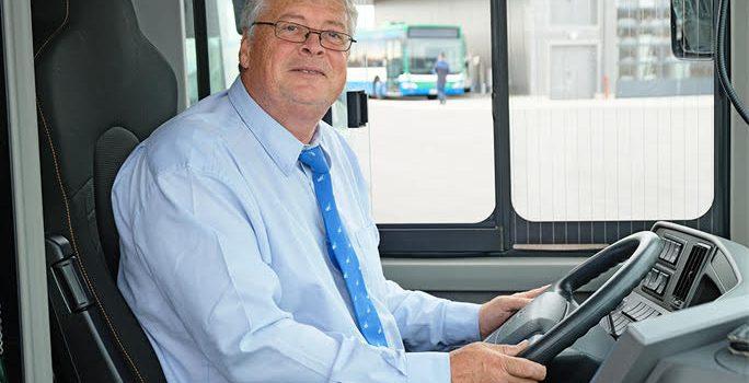 Busfahrer m/w/d in Voll – und Teilzeit gesucht